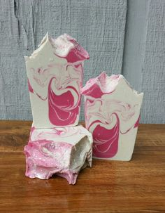 Pretty In Pink #LatherUpNaturally latherupnaturally.com/  Visit us and see our sales read our blog get to know us.  Our soaps are made with the best oils & butters.  We have all naturally artisan soaps.