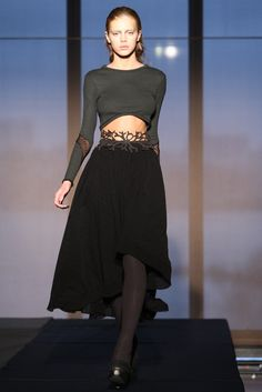 Katie Gallagher RTW Fall 2013 - Slideshow - Runway, Fashion Week, Reviews and Slideshows - WWD.com