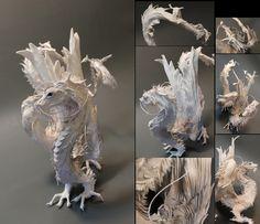 精霊にメタモルフォーゼした獣のフィギュア、このクオリティーは高すぎる   DDN JAPAN