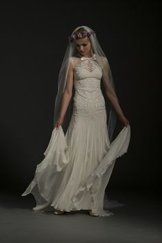 Titiana Dress | Temperley London Bridal Winter 2017