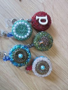 Only $7 ID tags! Adorable accessory being sold for nursing association fundraiser! Nursing Accessories, Id Tag, Crochet Earrings, Stethoscope, Tags, Nurses, Pretty, Jewelry, Schmuck