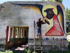 Sergii Radkevych 2012 Evangelist John. Yaremche, Ukraine