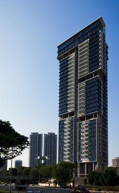 Cube 8, Singapore, ADDP Architects LLP