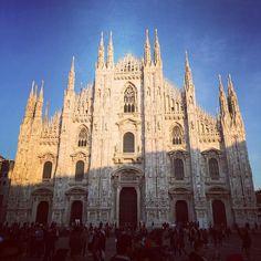 Duomo #duomo #milano