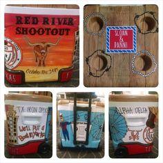 TX/OU, Red River Rivalry, Big Tex