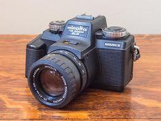Minolta 110 Zoom SLR Mark ii Minolta 110 Zoom Photography