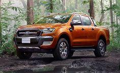 New 2016 Ford Ranger Wildtrak Revealed Ahead Of Australian Debut Enquire Now! www.drivebuy.com.au