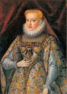 Báthori Zsigmond felesége Mária Christierna - Category:Maria Christina of Austria (1574–1621) - Wikimedia Commons