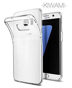 Galaxy S7 Edge ケース / ギャラクシー S7 エッジ ケース ( SC-02H SCV33 ) 【 極み。シリーズ -KIWAMI- 】GALAXYを美しく魅せる 極薄0.7mm TPU クリア カバー SC-02H SCV33 ( GALAXYケース *1 & 液晶保護フィルム*1 & ミニクロス*1 & 埃取りセット*1 ) 4点セット 365日保証付き