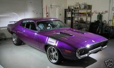 Plymouth Road Runner GXT...I've wanted you since I was a Little Girl.
