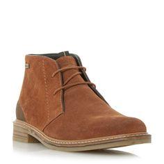 Barbour Readhead Casual Chukka Boots, Tan