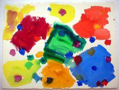 Jerry Zeniuk, New York, New York, Watercolour