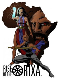 ● This gorgeous short movie about a #WestAfrican #superheroine is a taste of the future