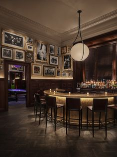 Ian Shrager rolls back the years with an extravagantly lavish hotel within Manhattan's striking Clocktower...
