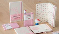 Celebrating Japanese pop culture with Hello Kitty - Moleskine ®