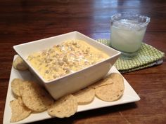 Shelf Reliance Cheese Blend Fiesta Dip!