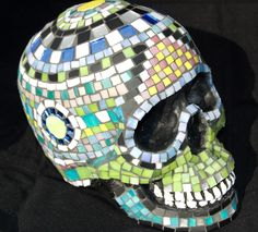 I'm really into skulls and bones.