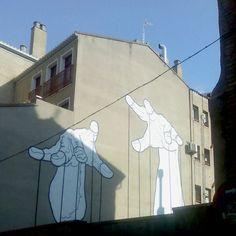 Zaragoza Street art 2