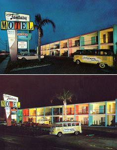 Fantasy Motel, Anaheim by Anaheim Historical Society, via Flickr