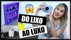 DIY: Do LIXO ao LUXO - 3 Ideias Incríveis #8