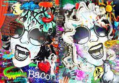 """Good&Evil , slide 4 125x195 Serie """"Idea Del Reale"""" Lenticolar  2012"""