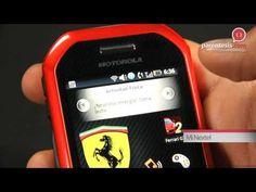Motorola i867 Edición Especial Ferrari. ¡Dale click!