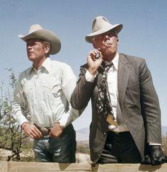 Paul Newman y Lee Ma