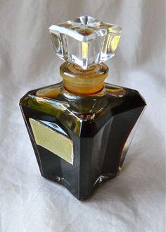 RARE Vintage Orig Estee Lauder 'Youth Dew' Skin Perfume Crystal 1/2oz Never Opened | eBay