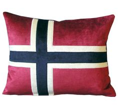 Norway Velvet Cushion