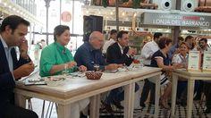 Eventos Mercado Lonja del Barranco #MLDB #firstgroup #barranqueando #SalmorejoSolidario