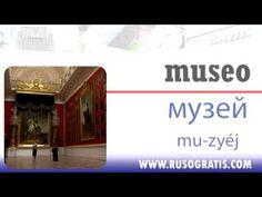 Vocabulario ruso: Edificios en la ciudad