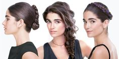 4 Easy Braids to Try Right Now