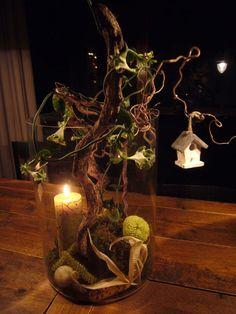 11 Ideen wie man mit Dekoration dem Haus eine rustikale Atmosphäre zu gibt! - DIY Bastelideen