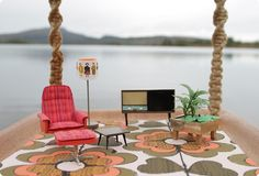 Love This Minature Styling by Maria Hatling.