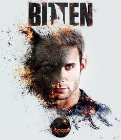 Werewolf drama Bitten wolfs out with 9 new dramatic Season 3 posters and promo pics Bitten Serie, Bitten Tv Show, Laura Vandervoort, Fantasy Tv, Fantasy Movies, Netflix Movies, Movie Tv, Famous Vampires, Female Werewolves