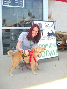 Offsite Adoptions at Tractor Supply 2012