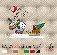 My tvorilki *** free Aliolka design: Once upon a time was a lamb ...