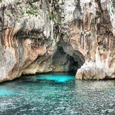 Neptune's Grotto - Sardinia, Italy