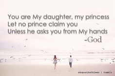 if you are a daughter of god you are a goddess | Princess Daughter Quotes. QuotesGram
