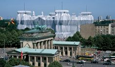 Christo and Jeanne-Claude   Artworks   Realized Projects