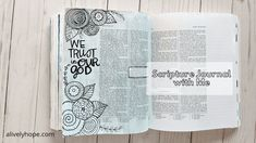 simple scripture journal doodles Scripture Journal, Scripture Study, Lds Blogs, Fhe Lessons, Lds Primary, Visiting Teaching, Simple Doodles, Flower Doodles, Young Women