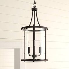 Birch Lane: Farmhouse & Traditional Furniture - Made to Last Outdoor Hanging Lanterns, Outdoor Wall Lantern, Hanging Lights, Foyer Lighting, Kitchen Lighting, Birch Lane Lighting, House Lighting, Island Lighting, Interior Lighting