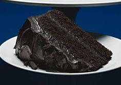 Now this is a chocolate cake...