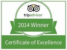 The Erinvale Estate Hotel & Spa Awarded 2014 TripAdvisor Certificate of Excellence Quepos, Cuenca Ecuador, Costa Rica, San Salvador, Zulu, Tarragona Spain, Puerto Rico, Champs Sur Marne, Riviera Nayarit