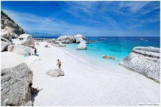 Cala Mariolu in Sardinia : My favorite place !!! Love it !!