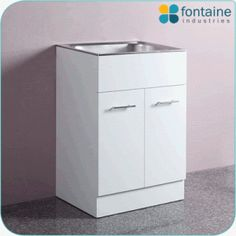 Purchase all size of laundry troughs with cabinet form fontaine and manage your home space. Browse  http://fontaineind.com.au/product-category/laundry/troughs/ for laundry troughs.