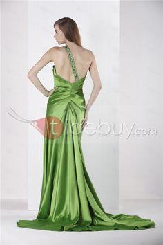 Lindo Vestido de Prom Sirena Largo al Piso con Lentejuelas Alicja's  (Envío Gratuito )