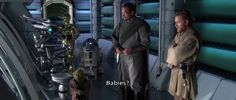 Why didn't they just go to a goddamned obstetrician-gynecologist?  But no, in Revenge of the Sith, everything related to birth is just a big question mark hanging over the characters. Who even knoooooows how uteruses work? Sometimes they just kill people, randomly, because you get sad.