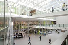 Duurzaam comfort voor de Haagse Hogeschool in Delft