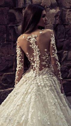 Julia Kontogruni 2018 Wedding Dresses #weddingdresses; #bridalgown #laceweddingdresses
